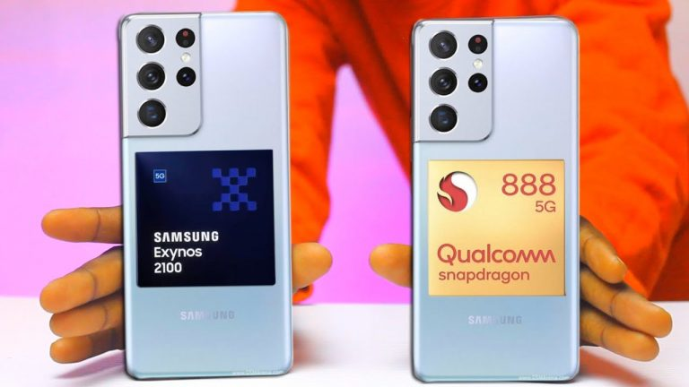 Exynos 2100 vs Snapdragon 888: Chipset Comparison