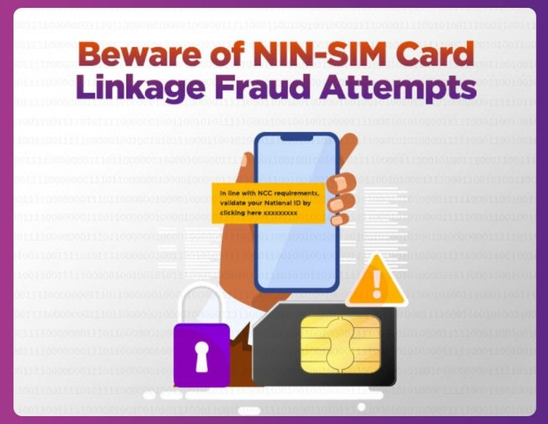 Telecom, NIMC and Banks Warn Nigerians To Beware of NIN Frauds