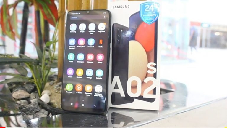Samsung Galaxy A02s Price in Nigeria and Specs