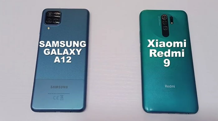Samsung Galaxy A12 vs Redmi 9: Which Should You Buy?