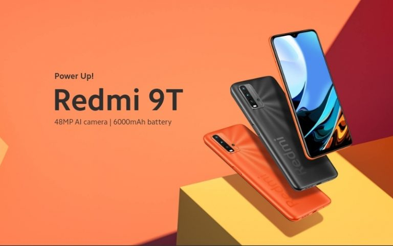 Xiaomi Redmi 9T to Launch in Nigeria January 27th
