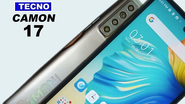 Tecno Camon 17 Preview: Design, Dislay and Camera Shows in New Leak