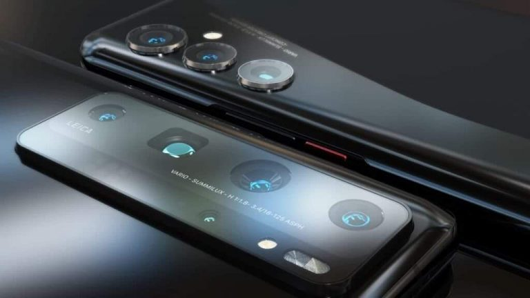 First Live Leak of the Huawei P50 Series Surfaced