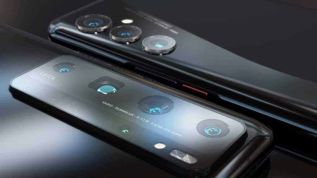 Leak of the Huawei P50 Series