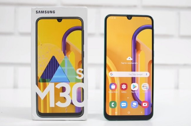 Galaxy M30s starts to get Android 11, One UI 3.0 and Security Patch Update