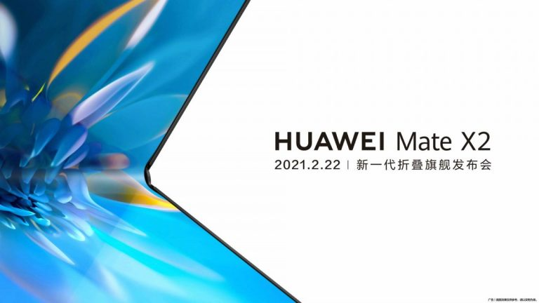 Huawei Mate X2 Foldable Phone to have New Design and Kirin 9000