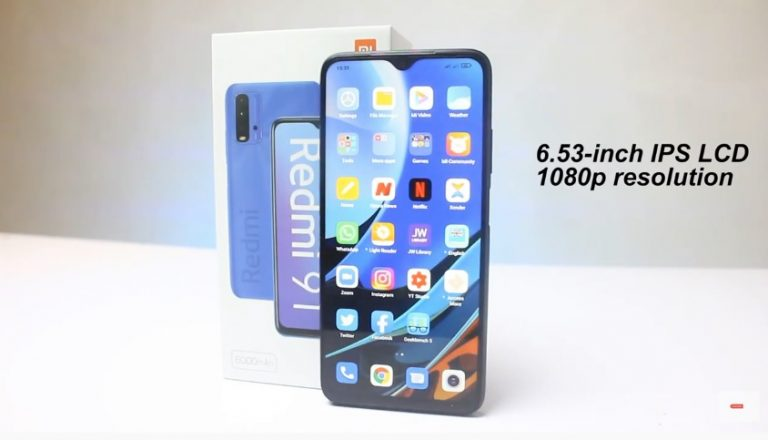 Xiaomi Redmi 9T Review: SD 662, 6000mAh Battery and More