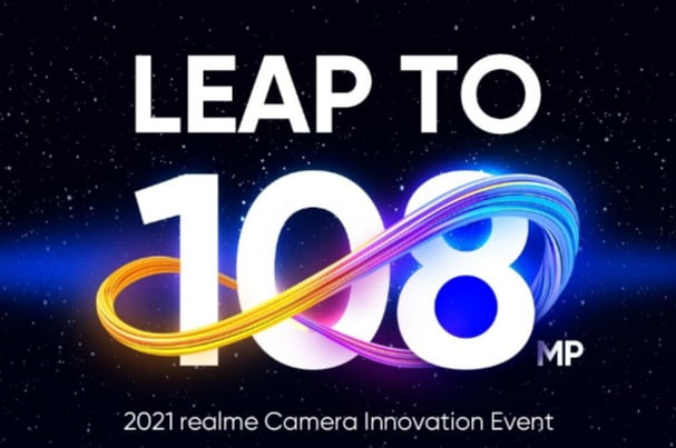 Realme 8 Pro to Come with 108MP Camera