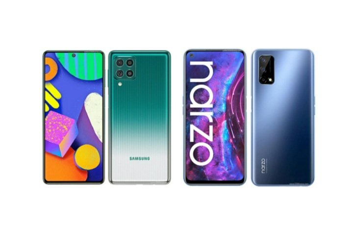 Galaxy F62 vs Realme Narzo 30 Pro 5G: Which is Better?