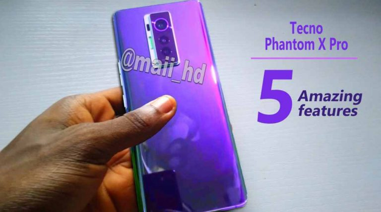 Tecno Phantom X Pro Preview: 5 Features to Look out for