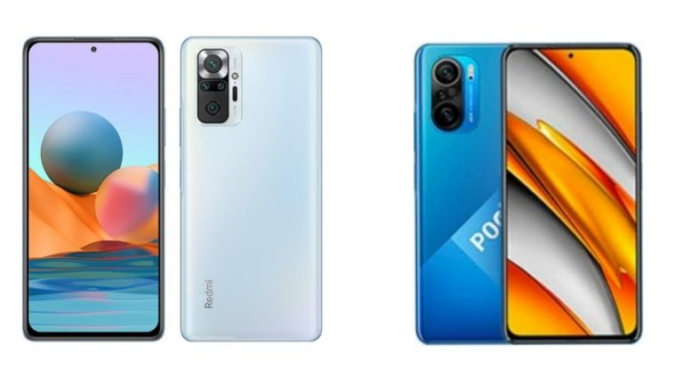 Redmi Note 10 Pro vs Xiaomi Poco F3: Which is Better?