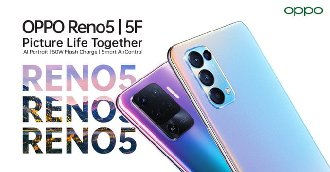 OPPO Launches the Reno5 Series in Nigeria with Official Prices