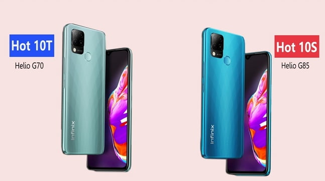 Infinix Release Hot 10T and Hot 10S in Different Regions