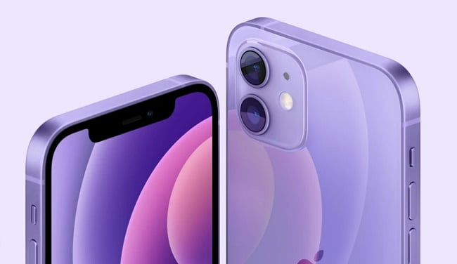 The purple iPhone 12, iPad Pro (2021), and AirTag to be Sold on T-Mobile