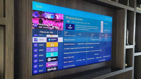 Samsung TV Plus now in the Netherlands with at least 20 Free Channels