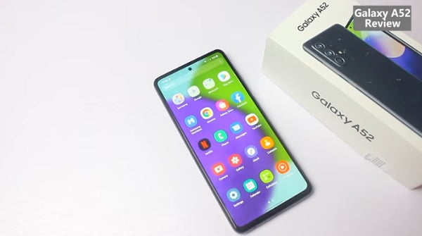 Samsung Galaxy A52 Series gets Video Call effects along with May 2021 patches