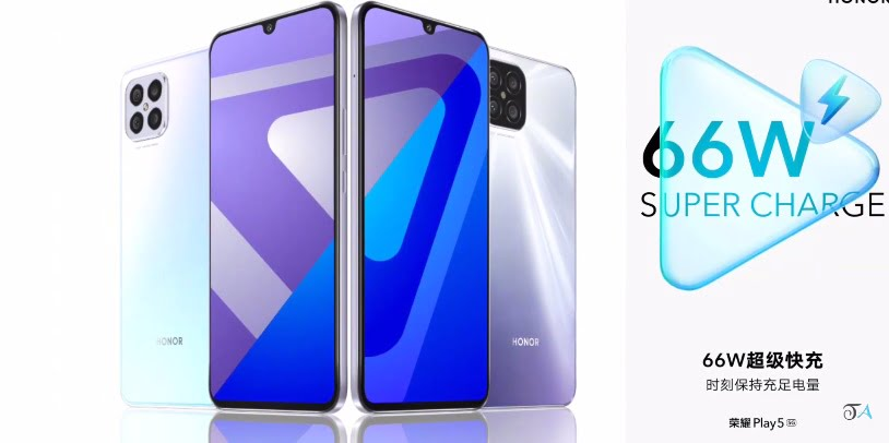 Leaked Honor Play 5 Specs