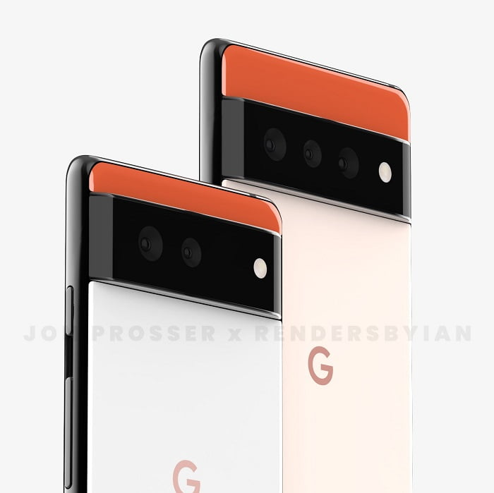 Photos of Google Pixel 6 and 6 Pro surfaced with lots of speculations