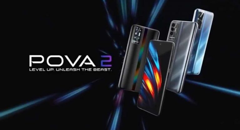 Tecno Pova 2 to Launch with 7000mAh, Gaming chipset and More