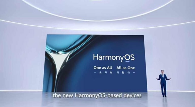 List of Huawei devices to get the HarmonyOS 2 Update