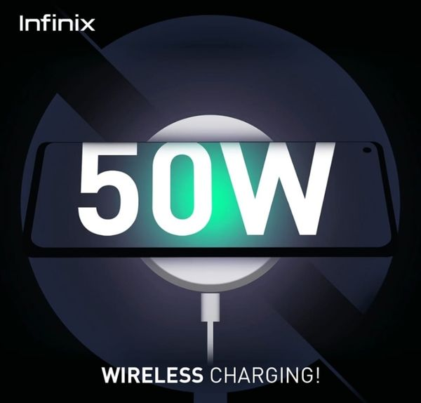 Infinix first Wireless Charging Phone is on its way