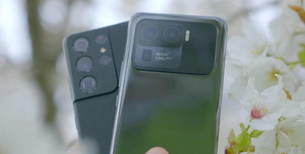 Xiaomi's Flagship with under-display camera