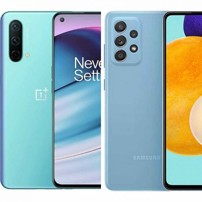 OnePlus Nord CE 5G vs Samsung Galaxy A52 5G: Which is best for you