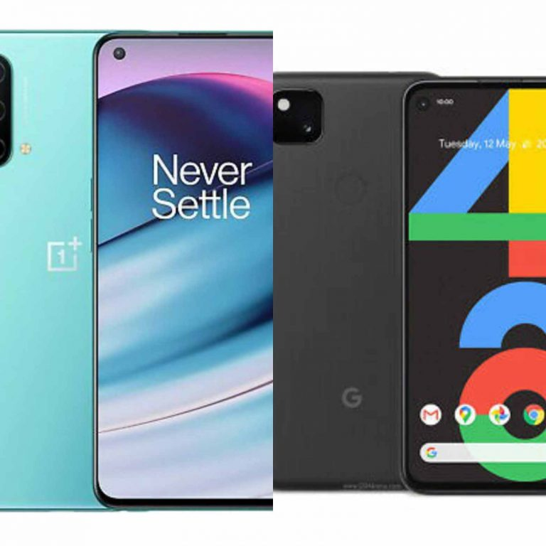 OnePlus Nord CE 5G vs Google Pixel 4a 5G: Which should you buy