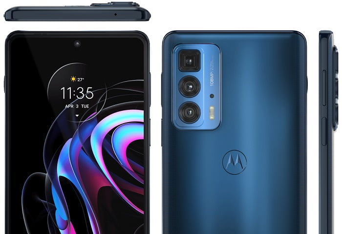 Motorola Edge 20 Pro Price and specs: camera, battery, SoC, and more