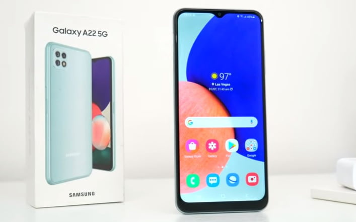 Samsung Galaxy A22 5G Review: Its more than just 5G