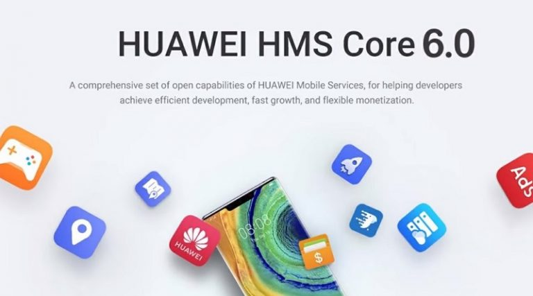 Huawei release HMS Core 6.0 for global markets, to compete with Google's GMS