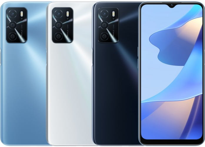 OPPO A16 launched with Helio G35, triple camera, and 5,000mAh battery
