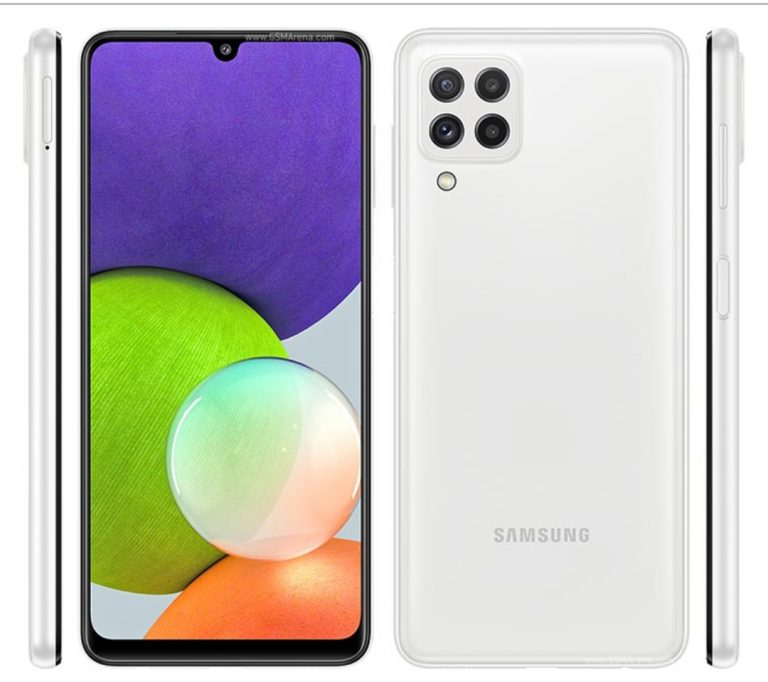 Samsung Galaxy A22 Price in Nigeria and Specs