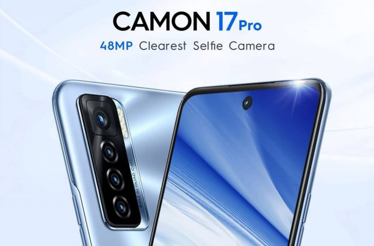 Tecno Camon 17 Pro Price in India Starts at ₹16,999; Sales to Commence July 26