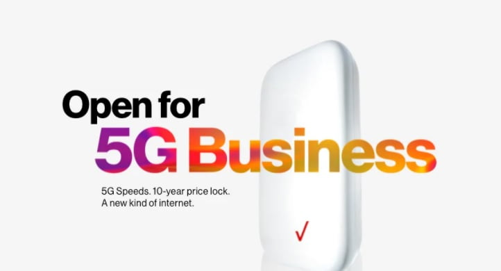 Verizon brings 5G Business Internet to 18 more cities with speeds up to 400 Mbps