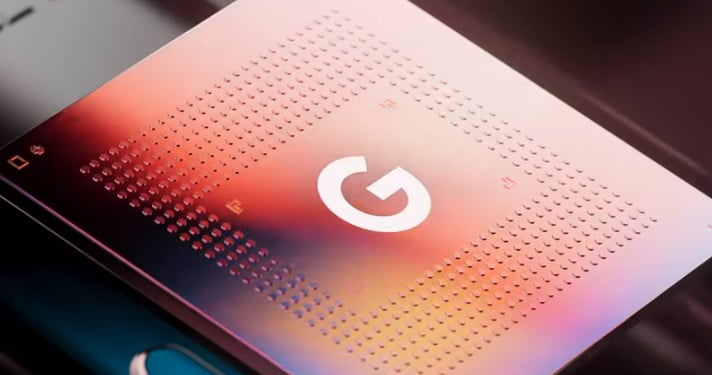 The new Google Tensor Chip won't replace Qualcomm Chips Yet