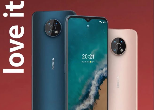 Nokia G50 5G design, colors, and specifications leaked in promo video