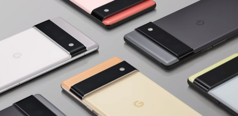 Google might equip with Pixel 6 Pro with 33W fast charging Tech