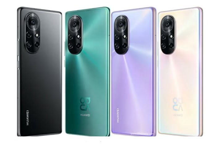 Huawei Nova 9 Pro live images and key specs appears online