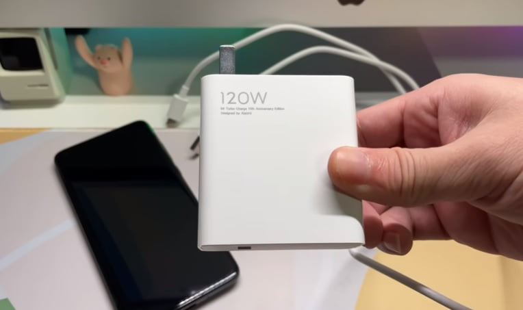 Xiaomi confirms 120W fast charging is safe and won't harm batteries