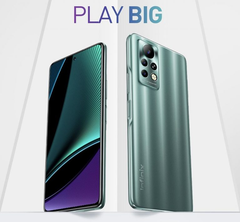 Infinix Note 11 Pro Price in Nigeria and Availability