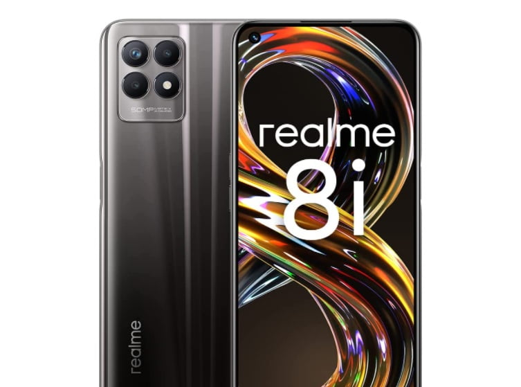 Realme 8i unveiled in Europe with starting price of €199