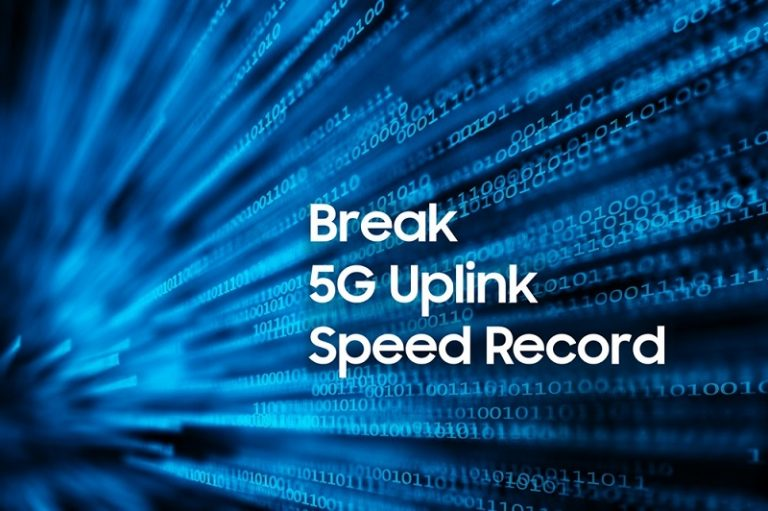 Samsung now holds record of fastest 5G upload speed in Texas