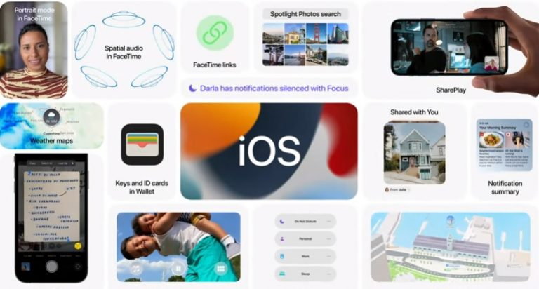 Apple is fixing bugs related to the new iOS 15 and iPadOS 15